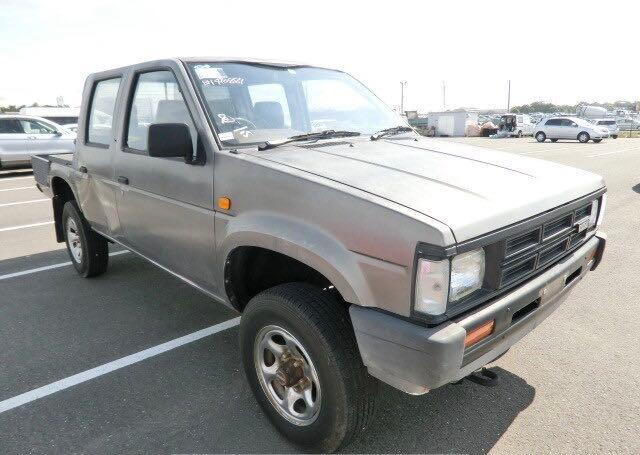 Nissan D21 salvage cars for sale: 1988 Nissan D21