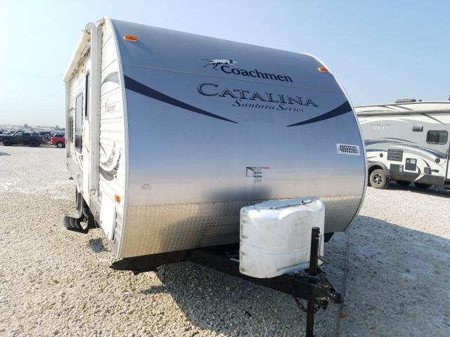 Coachmen Freedom salvage cars for sale: 2013 Coachmen Freedom