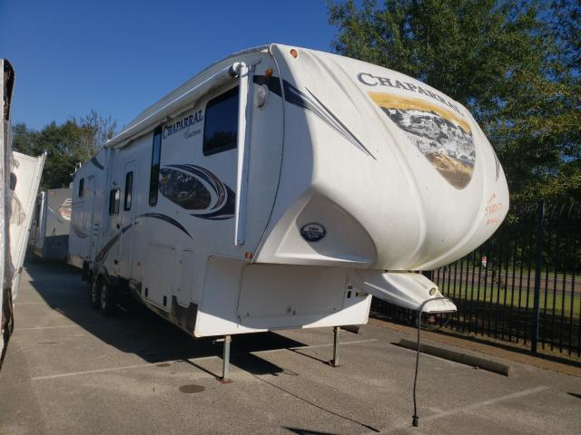 Coachmen Chaparral salvage cars for sale: 2012 Coachmen Chaparral