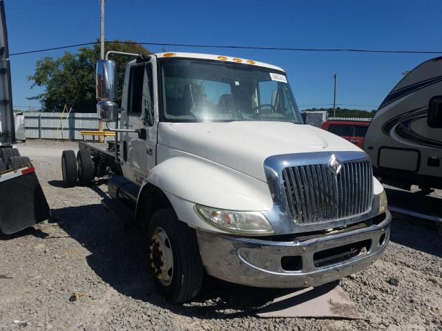 Salvage cars for sale from Copart Lebanon, TN: 2008 International 4000 4300