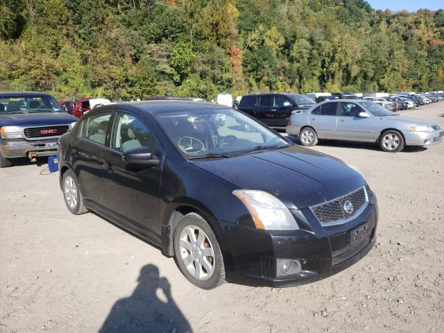 Nissan Sentra salvage cars for sale: 2010 Nissan Sentra
