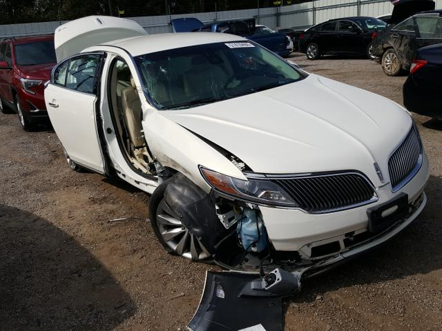 Salvage cars for sale from Copart Harleyville, SC: 2013 Lincoln MKS