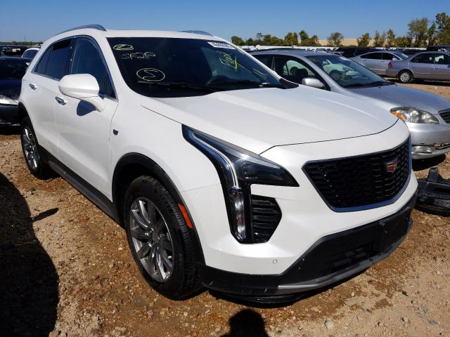 Cadillac XT4 Premium salvage cars for sale: 2019 Cadillac XT4 Premium