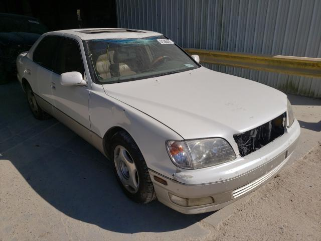 Salvage cars for sale at Greenwell Springs, LA auction: 1999 Lexus LS 400