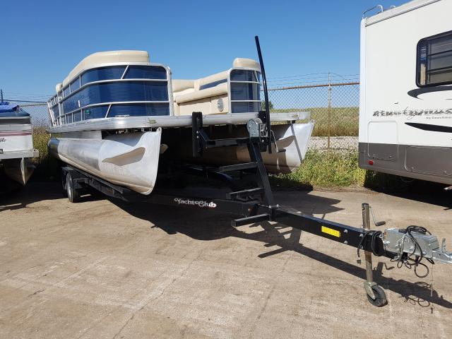 Sweetwater salvage cars for sale: 2015 Sweetwater Boat