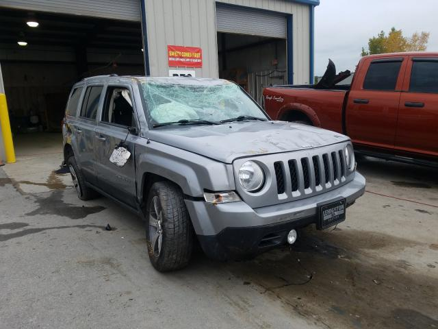 Jeep Patriot LA salvage cars for sale: 2016 Jeep Patriot LA