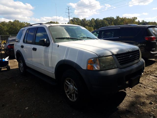 Ford Explorer X salvage cars for sale: 2003 Ford Explorer X