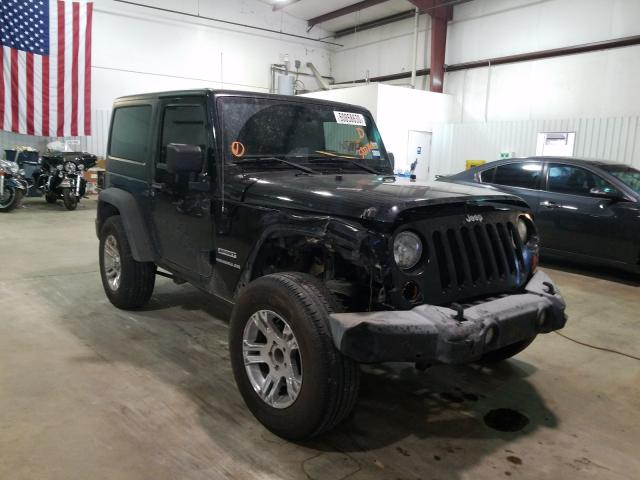 Salvage cars for sale from Copart Lufkin, TX: 2013 Jeep Wrangler S