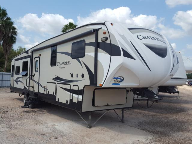 Coachmen Chaparral salvage cars for sale: 2015 Coachmen Chaparral