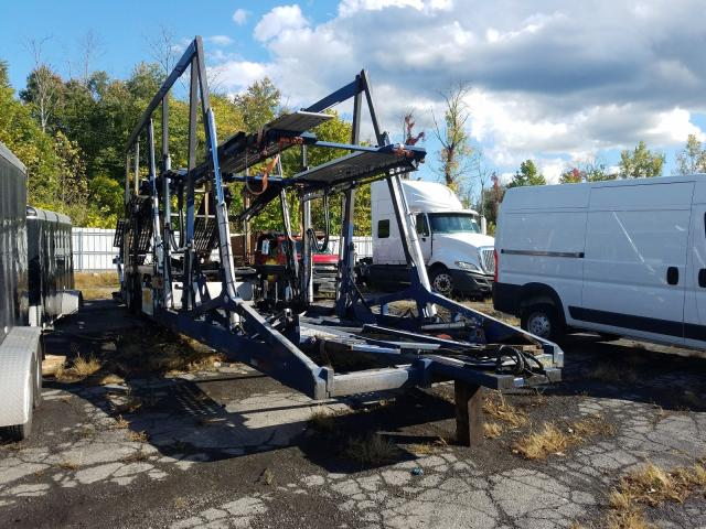 Cottrell salvage cars for sale: 2011 Cottrell Car Hauler