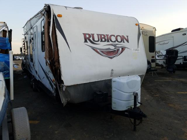 Dutchmen salvage cars for sale: 2012 Dutchmen Trailer