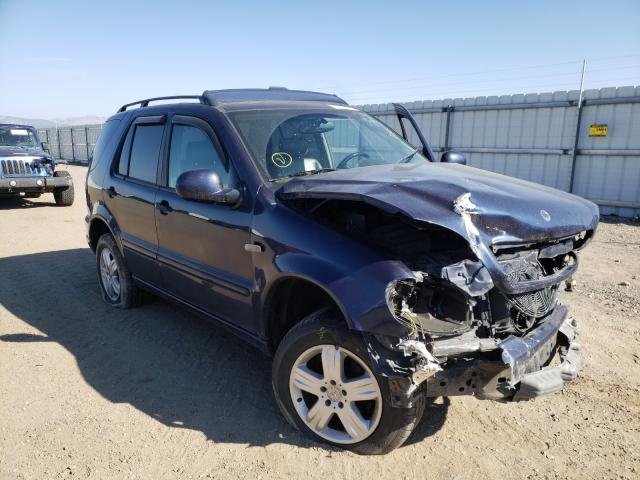 Salvage cars for sale from Copart Helena, MT: 1999 Mercedes-Benz ML 430
