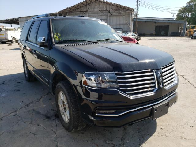 Salvage cars for sale from Copart Corpus Christi, TX: 2017 Lincoln Navigator