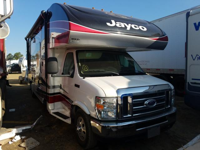 Jayco Motorhome salvage cars for sale: 2016 Jayco Motorhome