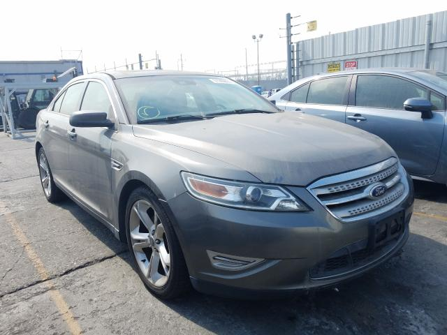 Ford Taurus SHO salvage cars for sale: 2011 Ford Taurus SHO