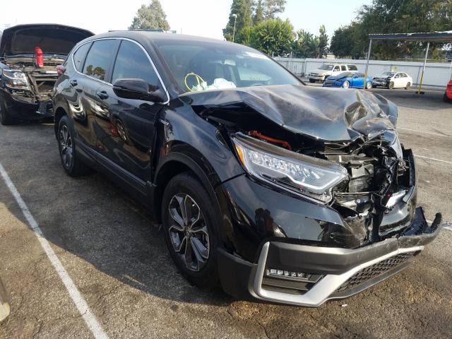 Salvage cars for sale from Copart Van Nuys, CA: 2020 Honda CR-V EXL