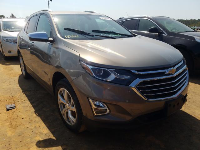 Chevrolet salvage cars for sale: 2018 Chevrolet Equinox PR
