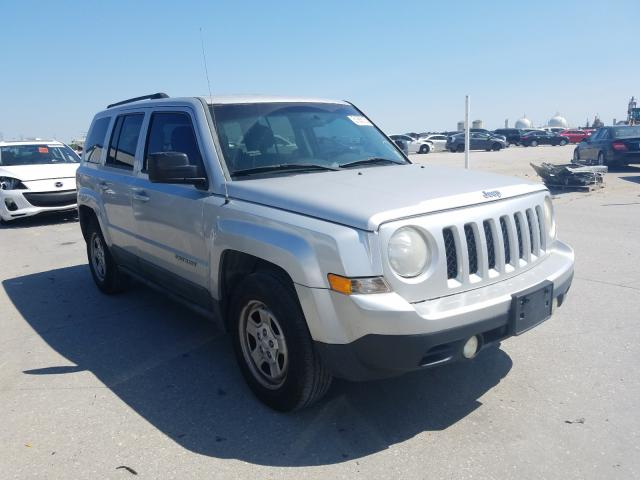Salvage cars for sale from Copart New Orleans, LA: 2011 Jeep Patriot