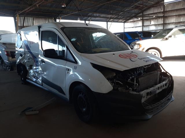 Salvage cars for sale from Copart Phoenix, AZ: 2017 Ford Transit CO