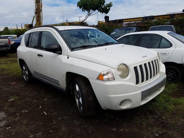 Salvage cars for sale from Copart Kapolei, HI: 2007 Jeep Compass LI