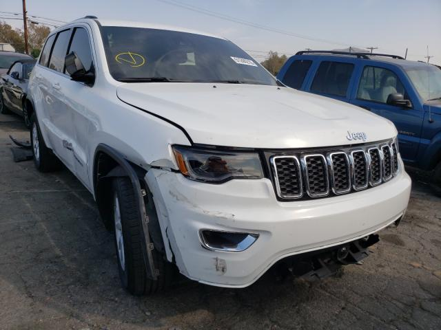 Salvage cars for sale from Copart Colton, CA: 2020 Jeep Grand Cherokee