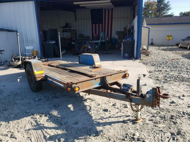 Ditch Witch salvage cars for sale: 2000 Ditch Witch Trailer