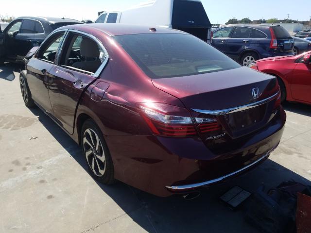 купить 2016 Honda Accord Exl 3.5L 1HGCR3F84GA020940