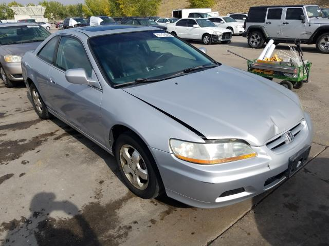 Vehiculos salvage en venta de Copart Littleton, CO: 2002 Honda Accord EX