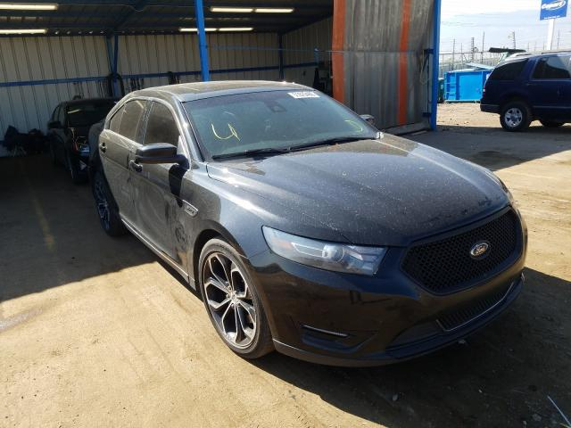 Ford Taurus SHO salvage cars for sale: 2015 Ford Taurus SHO