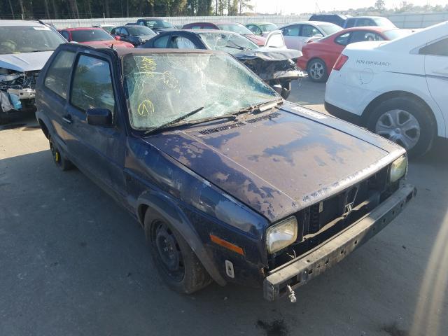 VOLKSWAGEN GTI 1986 0