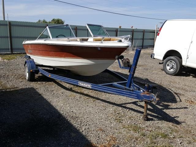 Salvage 1984 Rinker 170V for sale