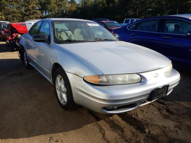 Oldsmobile Alero salvage cars for sale: 2004 Oldsmobile Alero
