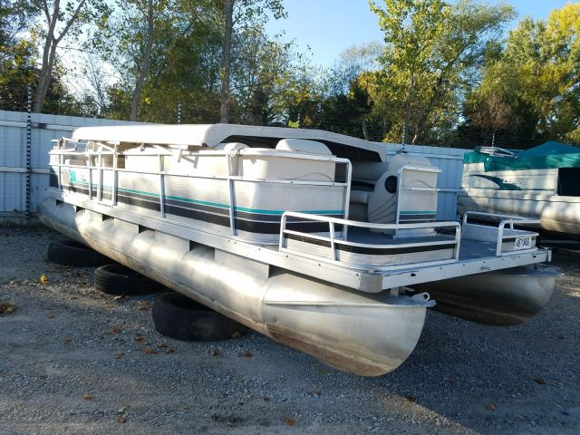 Salvage 1991 Harr BOAT TRAIL for sale