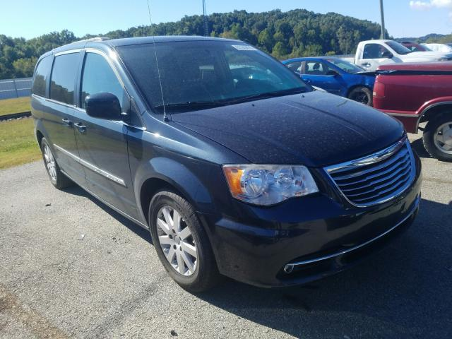 Chrysler salvage cars for sale: 2013 Chrysler Town & Country