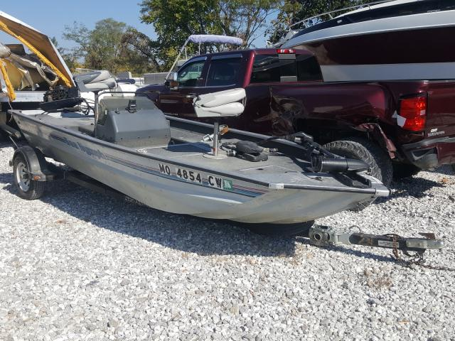 Salvage cars for sale from Copart Rogersville, MO: 1993 Sean Boat