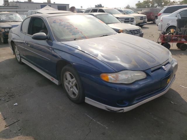 2003 Chevrolet Monte Carl for sale in Bakersfield, CA