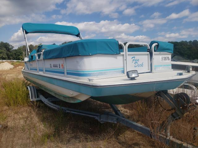 Hurricane Boat salvage cars for sale: 1994 Hurricane Boat