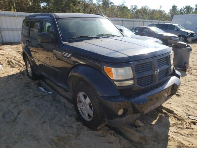 Salvage cars for sale from Copart Gaston, SC: 2008 Dodge Nitro SXT