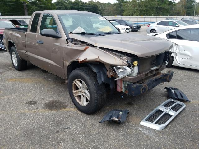 Dodge Dakota salvage cars for sale: 2009 Dodge Dakota