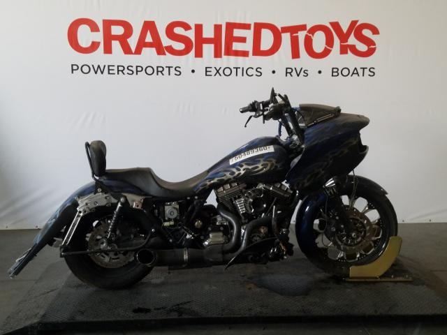 Salvage cars for sale from Copart San Diego, CA: 2015 Harley-Davidson Fltrxs ROA