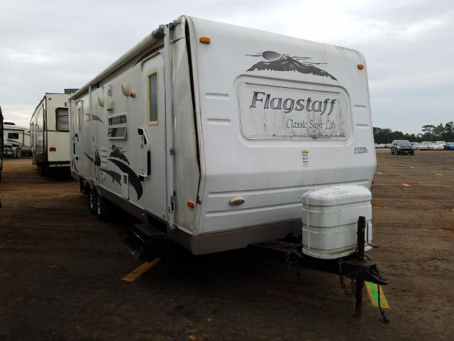 Flagstaff Camper salvage cars for sale: 2009 Flagstaff Camper