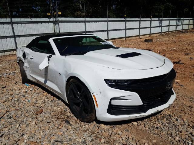 2019 Chevrolet Camaro SS for sale in Austell, GA
