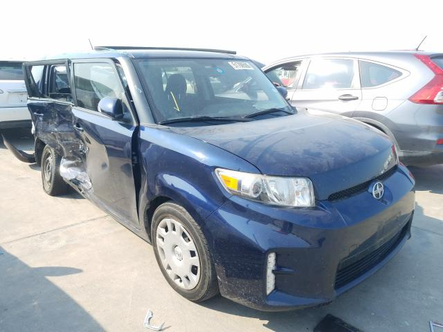 Scion XB salvage cars for sale: 2015 Scion XB
