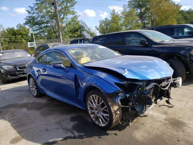 Lexus salvage cars for sale: 2019 Lexus RC 350