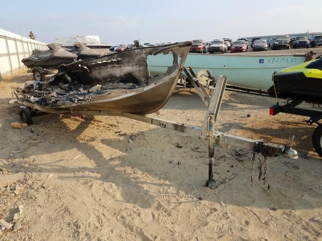 Lund salvage cars for sale: 2012 Lund Boat