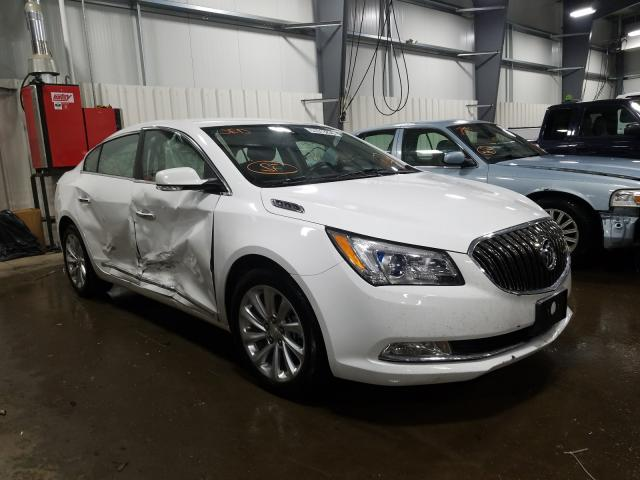 Salvage cars for sale from Copart Ham Lake, MN: 2014 Buick Lacrosse