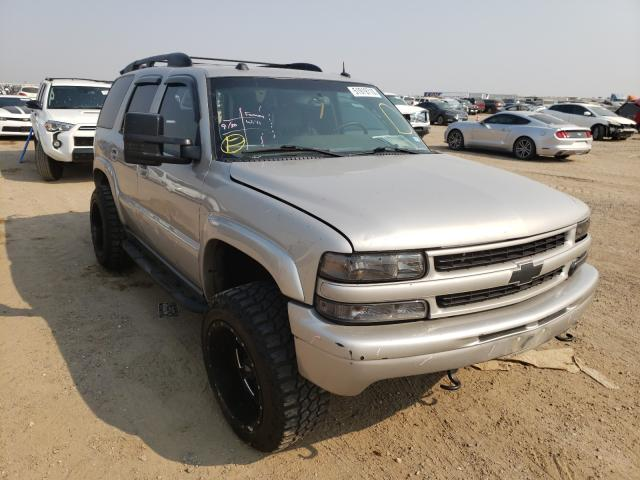 Salvage cars for sale from Copart Amarillo, TX: 2004 Chevrolet Tahoe K150