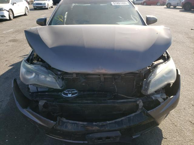 4T1BF1FK0HU299883 2017 Toyota Camry Le 2.5L