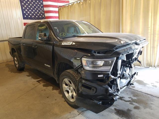 Dodge RAM salvage cars for sale: 2019 Dodge RAM