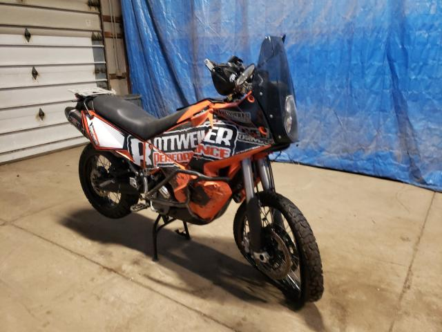 KTM salvage cars for sale: 2006 KTM 950 Advent